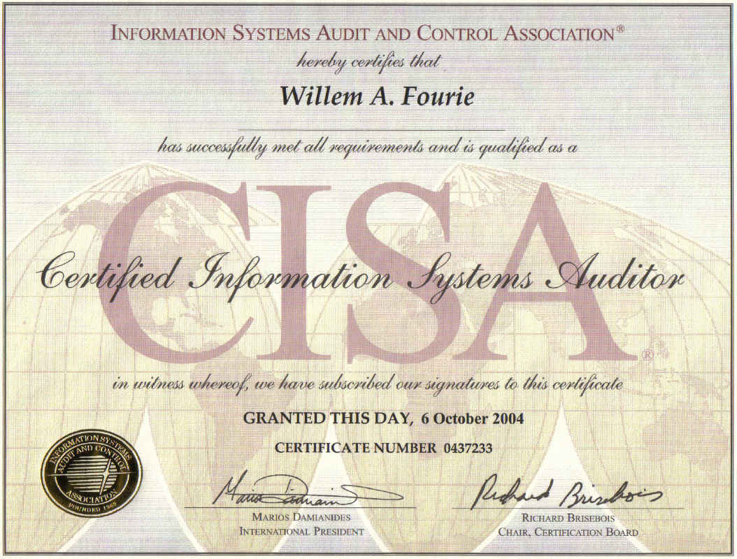 Bergaji Besar dengan Sertifikasi Profesional IT | Fraud ...