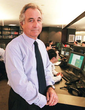 the bernard madoff ponzi scheme The number of victims from bernard madoff's alleged ponzi scheme continues to grow a list with thousands of names of clients who invested money with mr madoff was.