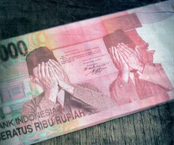 malu korupsi Ikut Prajabatan CPNS Dikutip Rp950 Ribu