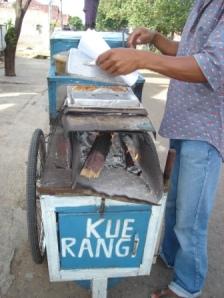 pake kayu bakar